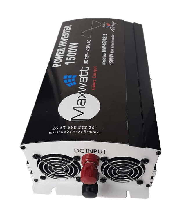 Maxwatt İnverter İnvertör Yerli Üretim Garantili
