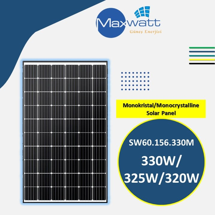 Read more about the article Monocrystalline Solar Panel 320W 60 Cell