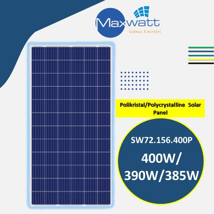 Read more about the article Polycrystalline Solar Panel 340W 72 Cells