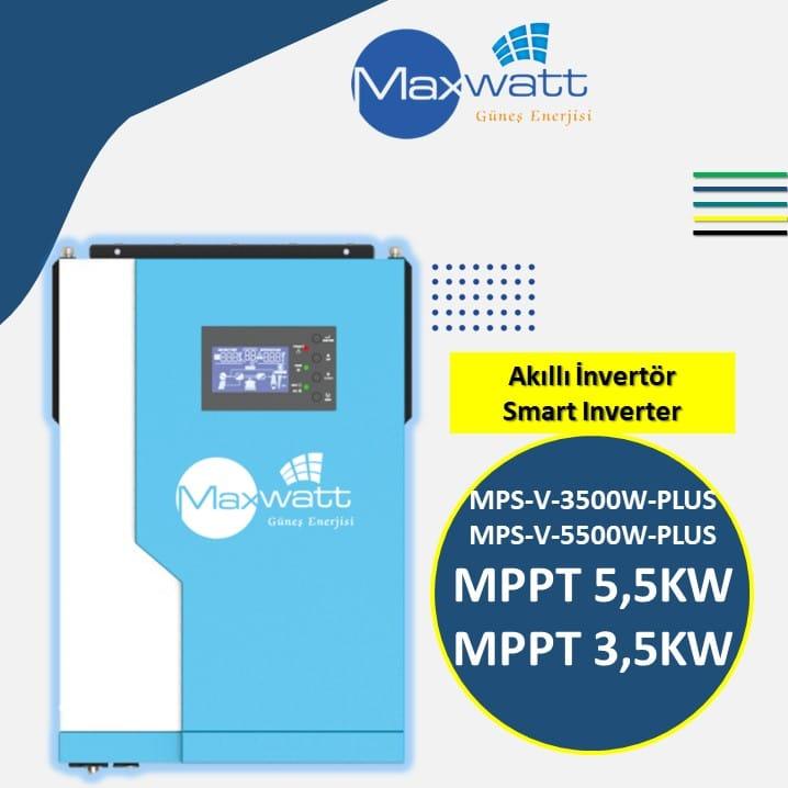 Read more about the article Akıllı İnvertör MPPT 5,5KW – 3,5KW