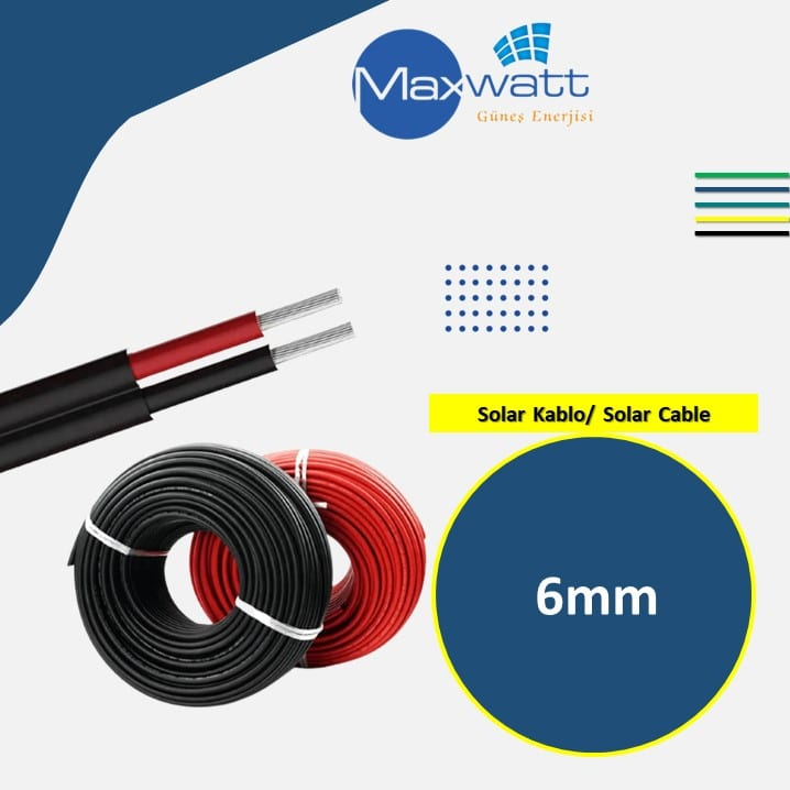 Read more about the article PV Solar Kablo 6mm